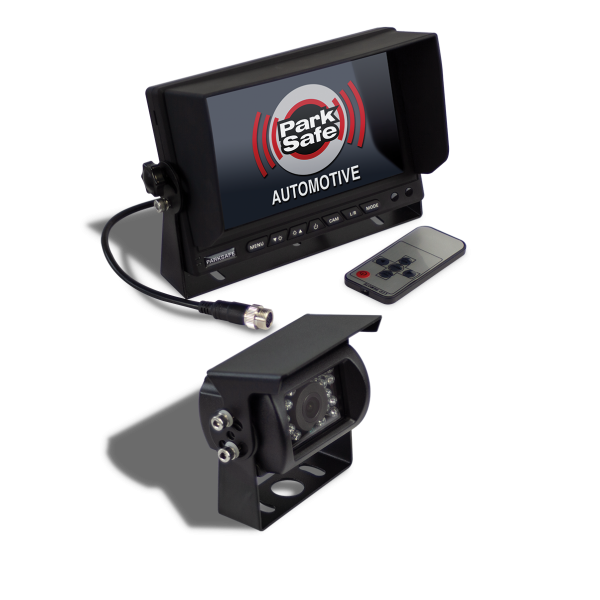 "Achteruitrij Camera set  incl 7""monitor -"