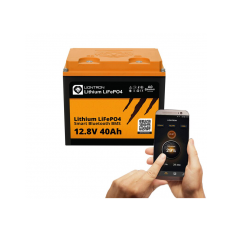 LIONTRON LiFePO4 12.8V 40Ah LX Smart BMS met Bluetooth -